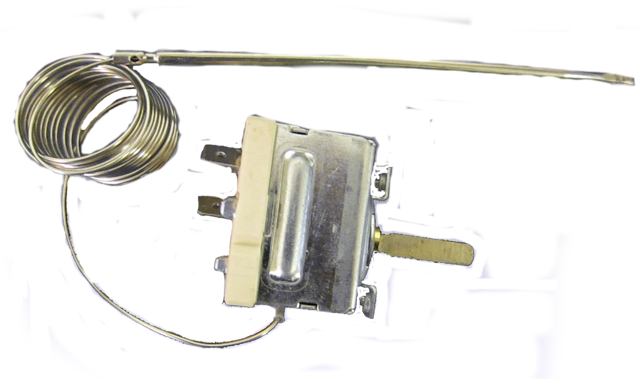 Backofen thermostat
