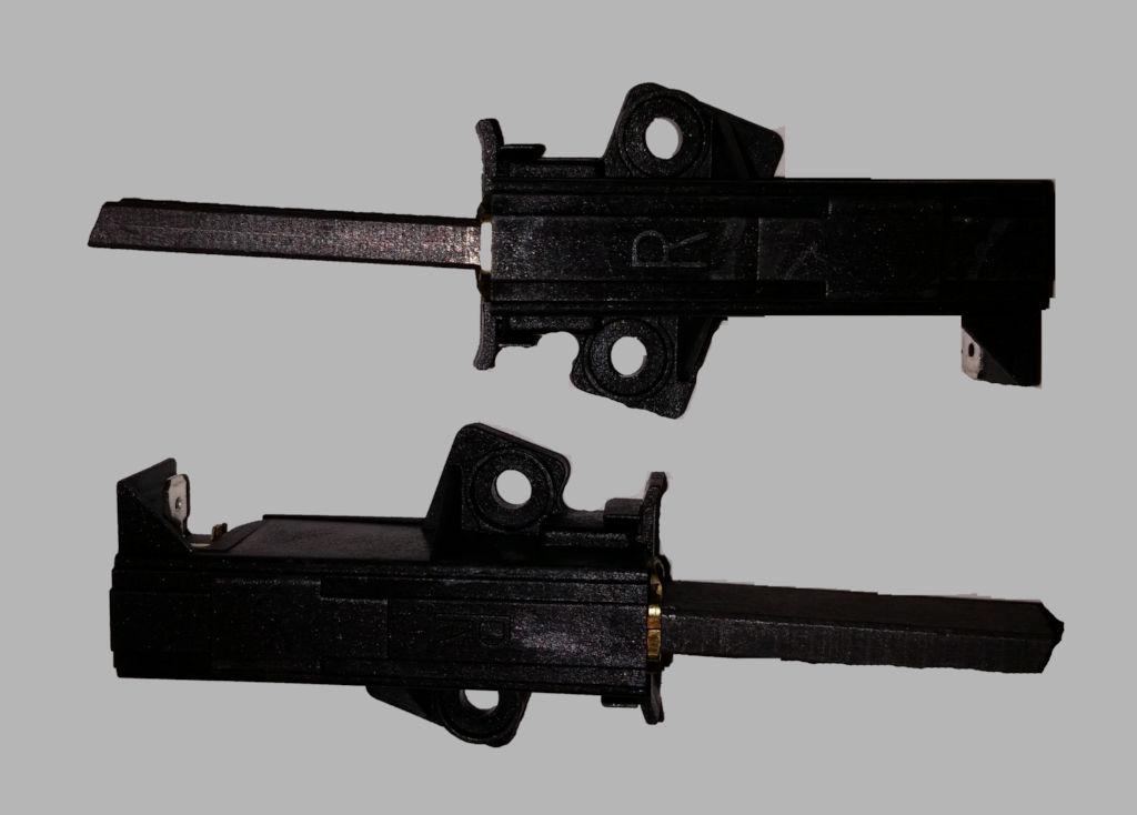 WAK 61 Kohlebürsten Motorkohlen für Bauknecht WAI 2642 WAK 24 WAK 62